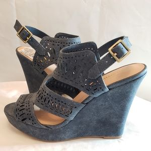 Jasmin Blue Jean shoes